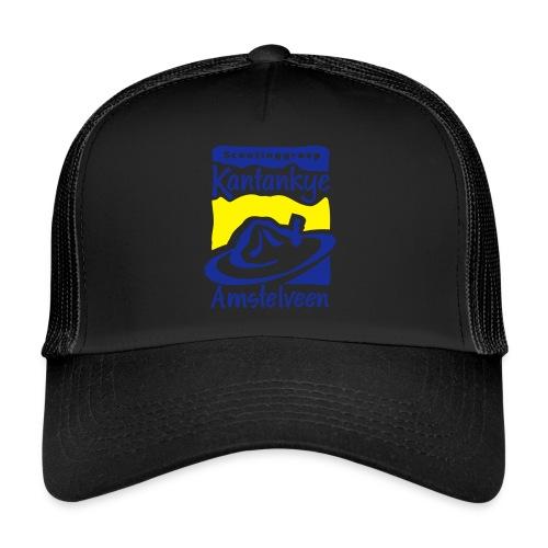 logo simpel 2 - Trucker Cap