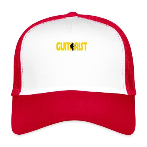 Guitarist - Trucker Cap