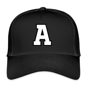 Your name start with A - Gorra de camionero