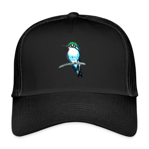 Bird on a branch - Trucker Cap