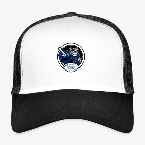 4769739 126934379 white tiger orig - Trucker Cap