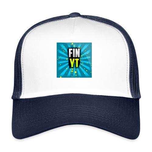 Uusi Youtube Logo - Trucker Cap