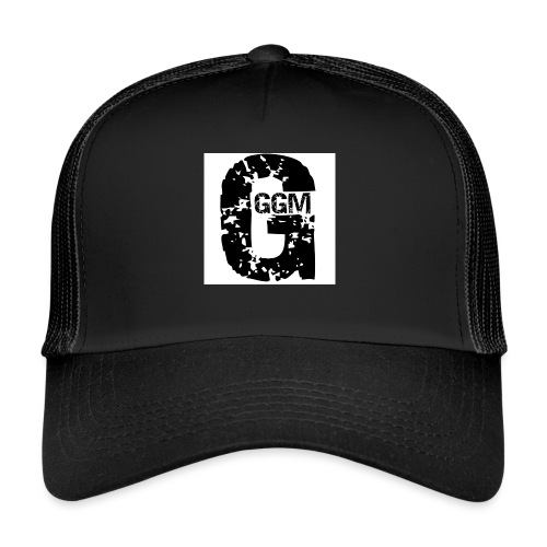 GGM logo series, accessories! - Trucker Cap