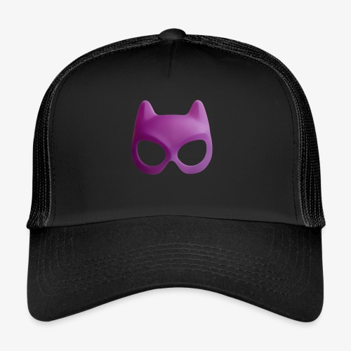 Bat Mask - Trucker Cap