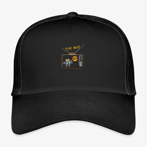 the bot cendretv - Trucker Cap