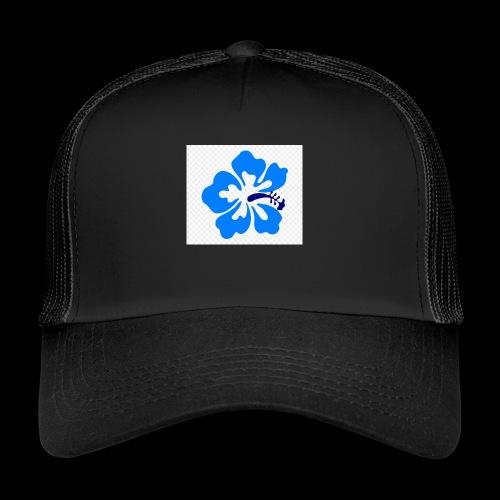 hawaiian flower - Trucker Cap