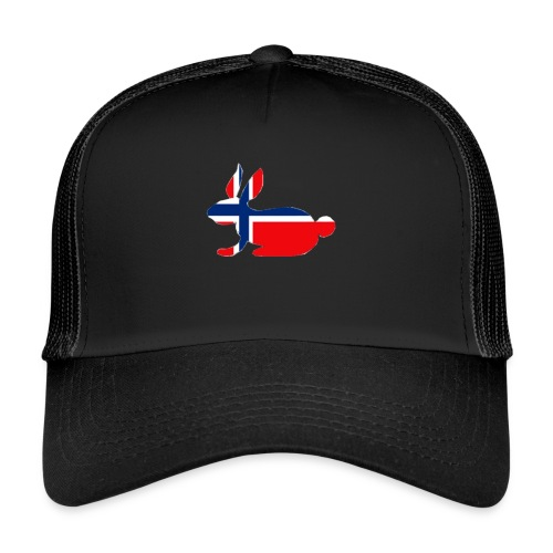 norwegian bunny - Trucker Cap