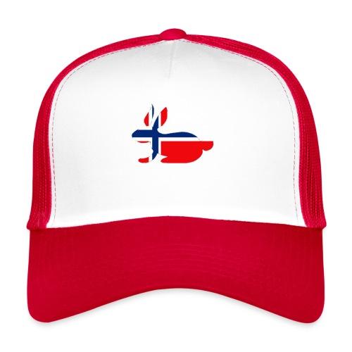 norwegian bunny - Trucker Cap