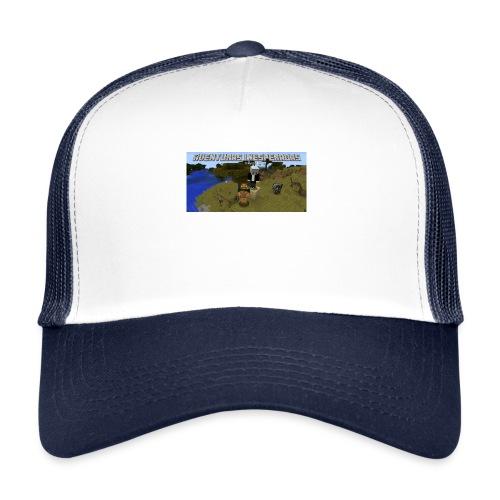 minecraft - Trucker Cap