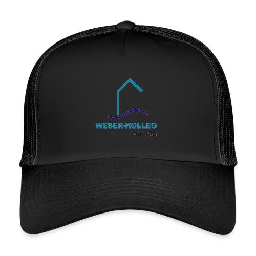 wkmlogooutline - Trucker Cap