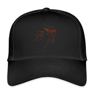 Raptor Shirt - Trucker Cap