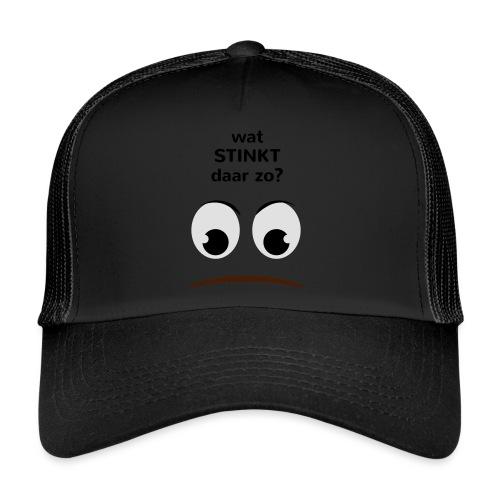 Grappige Rompertjes: Wat stinkt daar zo - Trucker Cap