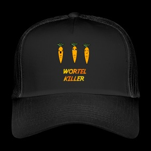 Wortel Killer [Teenager Premium T-Shirt] - Trucker Cap