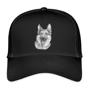 Schæfer German shepherd - Trucker Cap