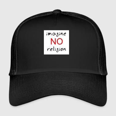 ingen religion - Trucker Cap