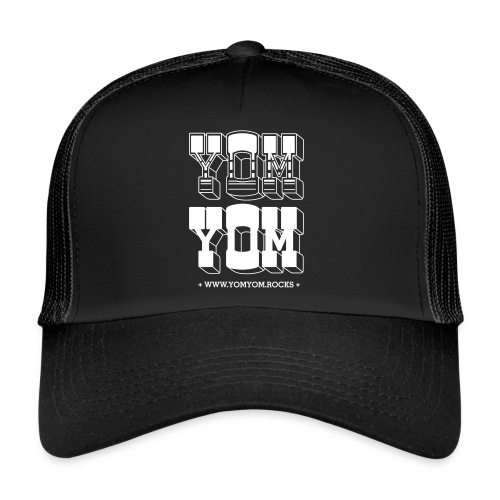 YOMYOM Rocks - Trucker Cap