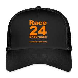 Race24 Large Logo - Trucker Cap