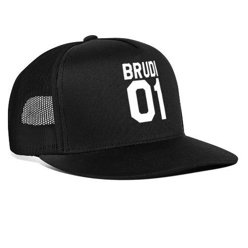 Brudi 01 Geschwister Beste Freunde Partnerlook - Trucker Cap