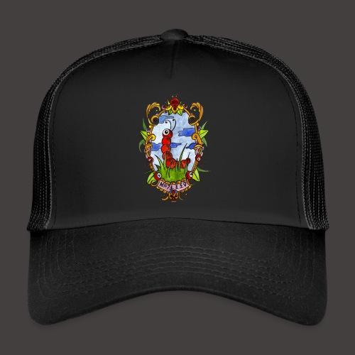 GUNILLE DU PRINTEMPS - Trucker Cap