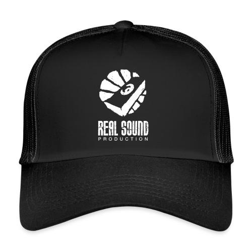 RSPWhite - Trucker Cap
