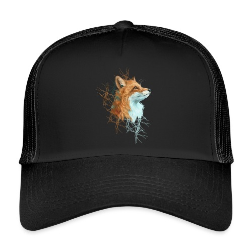 Happy the Fox - Trucker Cap