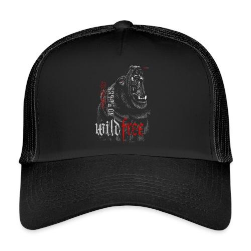 WILDFREE | BEAR - Trucker Cap