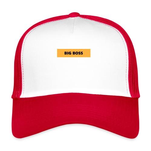 BIG BOSS - Trucker Cap