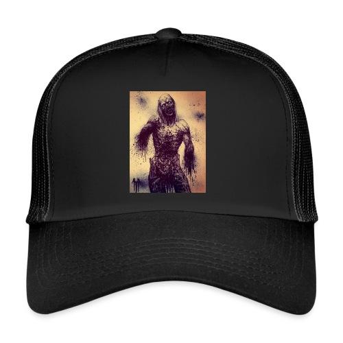 Zombie - Trucker Cap