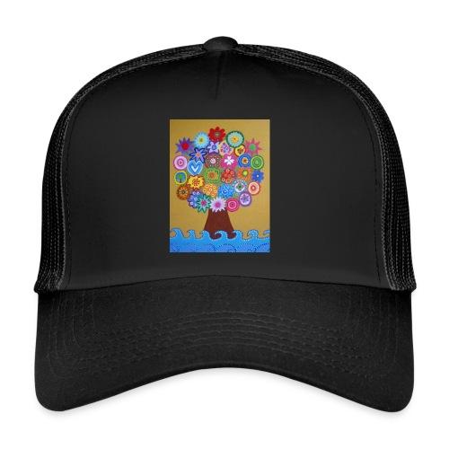 arbol de la vida - Gorra de camionero