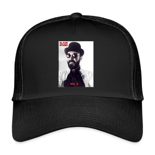 Mr. 8 - Trucker Cap