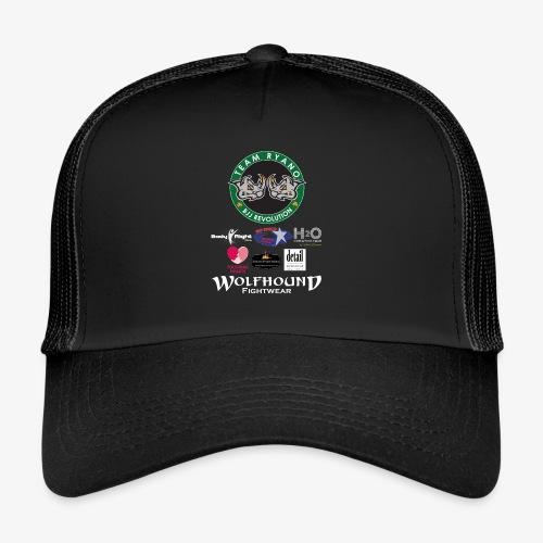 andy murphy back 0617 png - Trucker Cap
