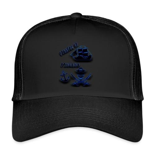 Pirates - Trucker Cap