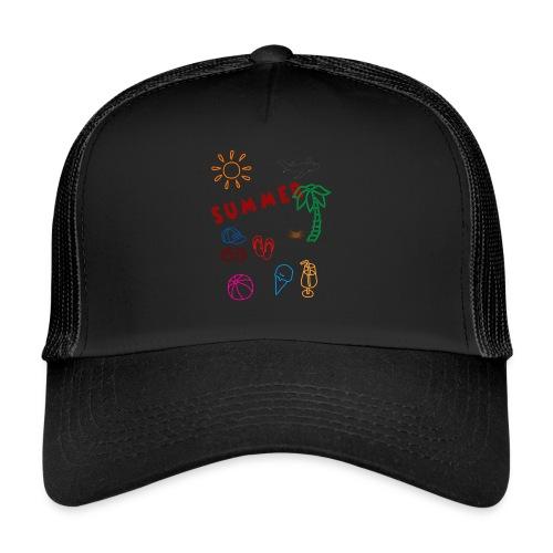 Summer - Trucker Cap