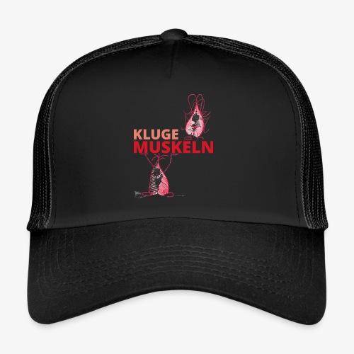Kluge Muskeln - Trucker Cap