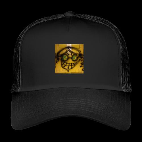 fox 3 - Trucker Cap