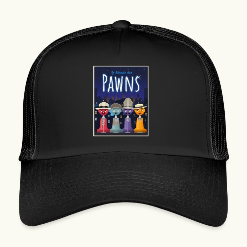 Les Pawn Brothers Chantent - Trucker Cap