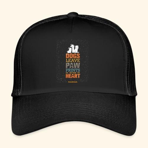 PAWPRINTONHEART - Trucker Cap