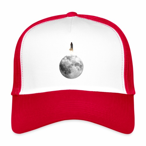 Mondrakete - Trucker Cap