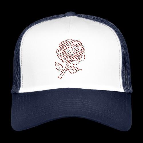 Rose aus Rosen - Trucker Cap