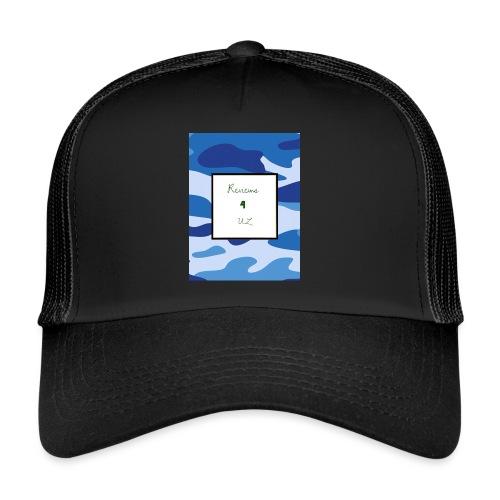 My channel - Trucker Cap