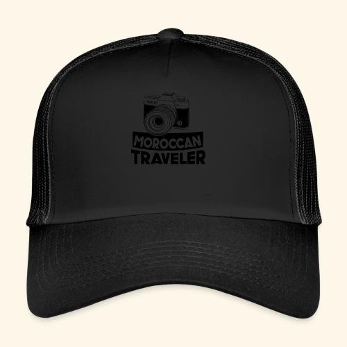 Moroccan Traveler - Trucker Cap