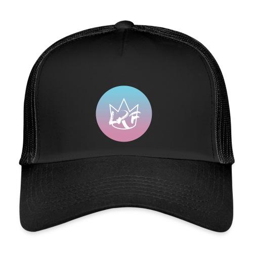 logo lrf rondcasquette - Trucker Cap