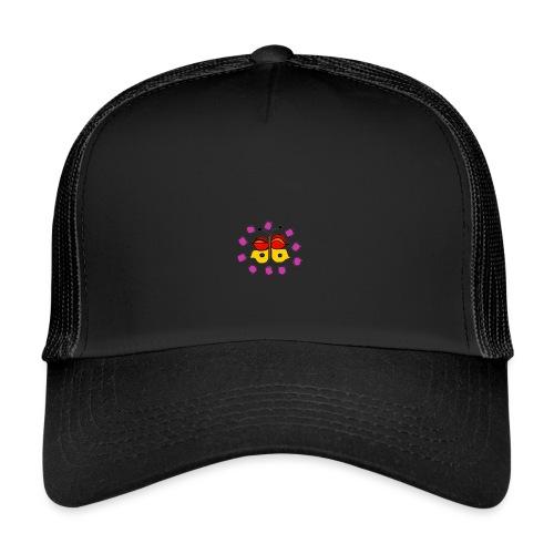 Butterfly colorful - Trucker Cap