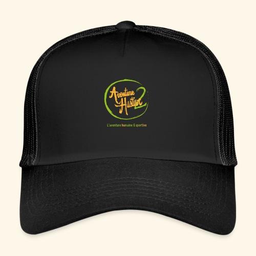 logo AventureHustive 2 - Trucker Cap
