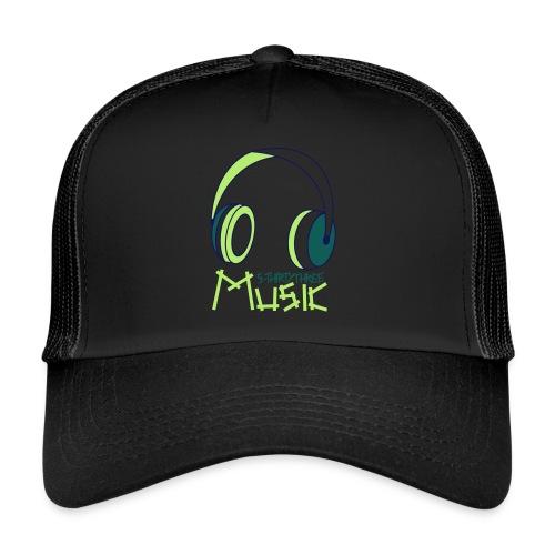 S33 Music - Trucker Cap