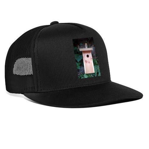 Der Nistkasten - Luxus für den Garten-Vogel - Trucker Cap