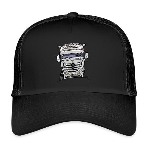 0807 M truck wit - Trucker Cap