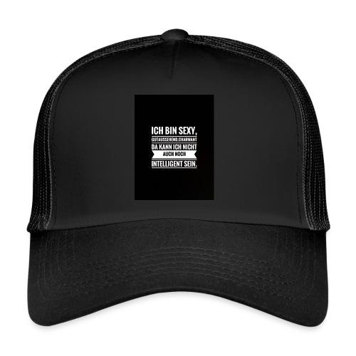 Spruch - Trucker Cap