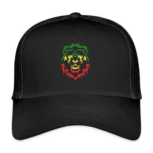 KARAVAAN Lion Reggae - Trucker Cap