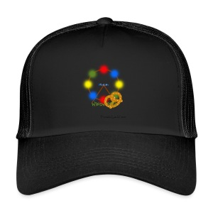 Streetworker Art by Marcello Luce Wiesn 2017 - Trucker Cap